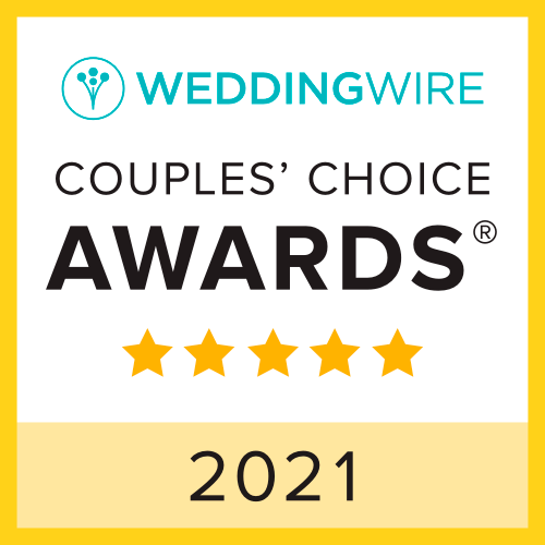 WeddingWire Couples' Choice Awards 2021